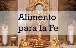 Alimento para la Fe