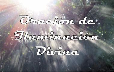 Oración de Iluminación