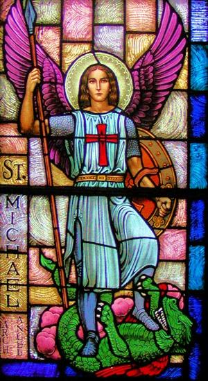 San Miguel, ruega por nosotros en la crisis en la Iglesia