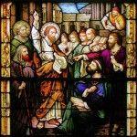 Batalla Espiritual - Jesús enseñando en el templo