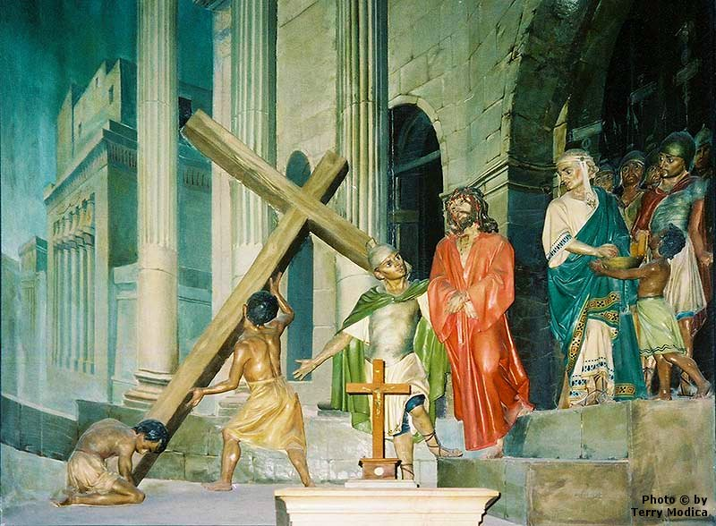 Jesus was condemned. I, too, have been falsely accused.