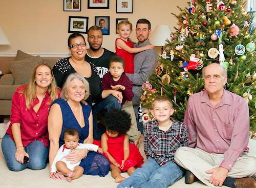Familia de Joan Dulcey