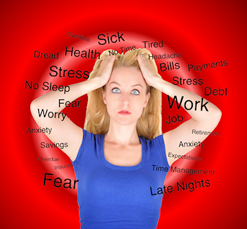 dealing with high stress